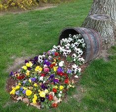 12 Pins zu Gartendeko selbst gestalten für 2019 | Garten ...