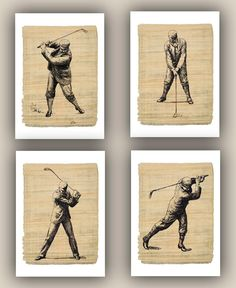 Golf Bedroom Decor