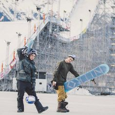 Marcus Kleveland- Made it out to Innsbruck for @airandstyle! We...
