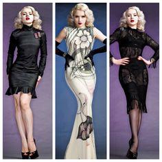 #photography #JenkasFashion #couture #Russian #Luzhina #dress #designer