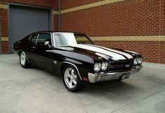 1970 Chevrolet Chevelle SS Maintenance of old vehicles: the material for new cogs/casters/gears/pads could be cast polyamide which I (Cast polyamide) can produce Cool Muscle Cars, Muscle Cars Vintage, Chevy Muscle Cars, Vintage Trucks, Chevy Chevelle Ss, Chevrolet Ss, Chevy Ss, Chevy Girl, Mustang Cars