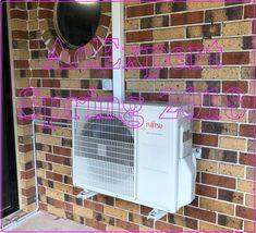 Air Conditioning Expert level 1/241 Adelaide st Brisbane Installation of Panasonic split system air conditioner in Meadowbrook Brisbane 2018