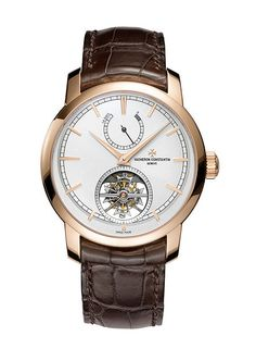 Vacheron Constantin Patrimony Traditionnelle 14-Day Tourbillon