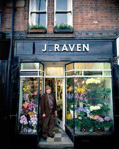 Florist, Belgrave Road, Leicester-John Londei Photography