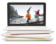Introducing the new Chromebook.