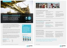 too corporate but second page useful - three main points Corporate Flyer, Corporate Design, Business Design, Brochure Inspiration, Graphic Design Inspiration, Brochure Layout, Brochure Design, Case Study Design, Page Layout Design