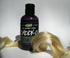 Daddy-O Shampoo von Lush blondes und graues Haar