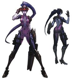 Widowmaker Concept from Overwatch