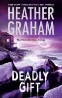Deadly gift / Heather Graham. When an ailing millionaire's business partner goes missing, his nurse and a family friend must team up solve the mystery and figure out what the spirit watching the mansion has to do with it. PB/Graham