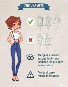 Guía para elegir elpantalón demezclilla correcto