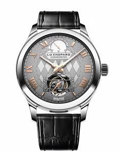 Chopard L.U.C Tourbillon Only Watch 2013 Edition - unique piece.