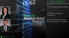 RSS Feed: Pocket Cast: iTunes: TuneIN:  Domino's Pizza: Pizza Hut: Casy General Stores: Papa John's: Papa Murphy's:  Each week, host and Zacks stock strategist, Tracey Ryniec, will be joined by visitors to discuss the hottest investing subjects in stocks, bonds and ETFs and how it impacts your life. In this episode, Tracey is joined by Eric Dutram, Editor of the Surprise Trader and the ETF financier, to discuss a subject close to b