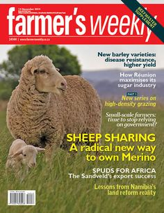 Get your digital subscription/issue of Farmer's November 2014 Magazine on Magzter and enjoy reading the magazine on iPad, iPhone, Android devices and the web.