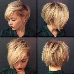 Peinados para el pelo corto 2016 //  #2014 #corto #para #Peinados #pelo