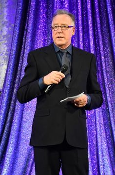MAY 14, 2015 Honoree Chris Montan speaks onstage during the 2015 BMI Film & Television Awards at the Beverly Wilshire Hotel on May 13, 2015 in Beverly Hills, California. (Photo by Frazer Harrison/Getty Images for BMI)