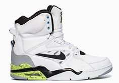 Nike Air Command Force Men Sneakers White/Wolf Grey/Volt/Black 684715-100 (SIZE: 8.5)  Best Buy  in 2015 | Pegaztrot Buyer Friend
