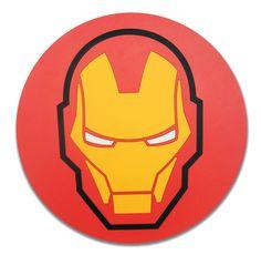 Escudo Homem de Ferro - avulso