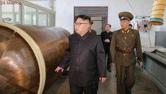 """Corea del Norte amenaza con """"hundir"""" todo EU en caso de agresión"""
