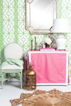 stroheim twig wallpaper room - Google Search