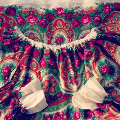 """""""From my private collection- #vintage #handmade #blouse #wool #Russia"""""""