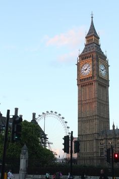 Londres | Big Ben | London Eye