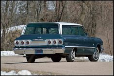 1963 Chevrolet Impala Station Wagon