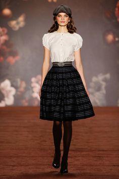 Lena Hoschek: Fashion Week Berlin, Herbst/Winter 2016/2017