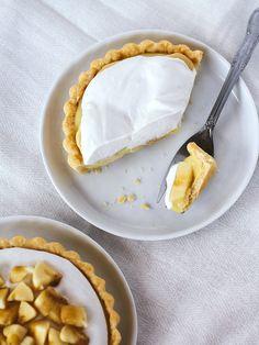Mia's Eats: Banana Cream Tartlets