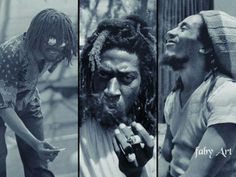 *The Wailers* More fantastic pictures, music and videos of *Bob Marley & The Wailers* on: https://de.pinterest.com/ReggaeHeart/