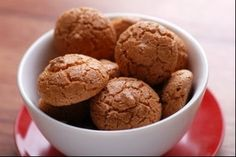 La pâtisserie - Les biscuits italiens