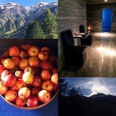 #vals #therme #7132 #hotel Plum, Apple, Fruit, Instagram, Waltz Dance, Thermal Baths, The Fruit, Apples