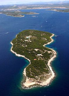 Obonjan Island in Croatia Becomes a Party and Wellness Destination