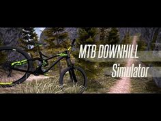MTB Downhill Simulator - Game Trailer ~ Welcome to the exciting world of MTB rides! Prepare yourself for the madness of downhill! Dangerous and difficult trails await you. Take your bike and ride! Farm Frenzy, Bikes Games, Mtb Downhill, Jump Over, Simulation Games, Madness, Nerd, Racing, Explore