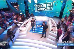 """TPMP : fin d'émission chaotique à cause... d'une """"boîte qui pue"""" (VIDEO)"""