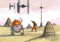 Interview: Dave Filoni on Star Wars Rebels, Part 1 - http://videogamedemons.com/movie-news/star-wars/interview-dave-filoni-on-star-wars-rebels-part-1/