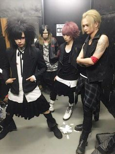 Image shared by Yukun. Find images and videos about visual kei, sora and new look on We Heart It - the app to get lost in what you love. Visual Kei, New Look, Punk, Japan, Pure Products, Artist, People, Beautiful, Envy