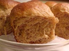 Soft 100% Whole Wheat Dinner Rolls - An Oregon Cottage | An Oregon Cottage