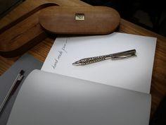 Lee Soon-Jic Handmade pen named SP14-4 by HeyCi by HeyCi on Etsy