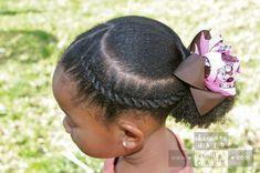 Simple Kid's style - Black Hair Information Community