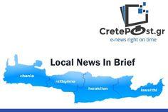 October 17, 2016: Local News In Brief
