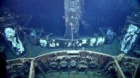 Gulf camera reveals site of WWII sinking of SS Robert E. Lee, German U-boat
