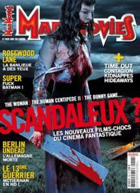 Mad Movies n°246, novembre 2011. LES FILMS : John Dies at the End, Rosewood Lane, The Human Centipede II, The Woman, The Bunny Game, Super, Body Snatchers, Les Oiseaux, E.T, The Tree of Life, La Mouche, Hideaways, Kidnappés, Apollo 18, Time Out, Contagion... DOSSIER : Film et scandales, programme du PIFFF 2011. INTERVIEW / HOMMAGE : Alec Gillis et Tom Woodruff Jr, Roger Corman (part 3), Eric Losfeld. PIN UP : Ana de Armas