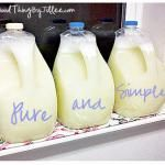 The Complete {Photo} Guide to Making Your Own Homemade Laundry Detergent