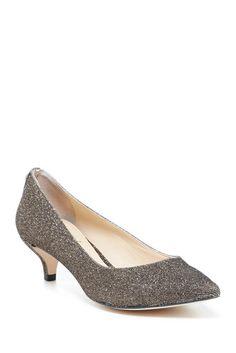 5d61ca1c29a Opry Kitten Heel Pump Low Heel Shoes