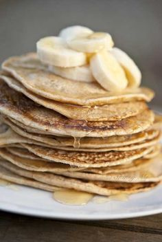 How to make Old Fashioned Pancakes the healthy way! Only 32 calories per serving!! #healthy #lowcalorie #breakfast