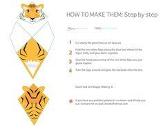 Animal Corner-bookmark PDF. Make them yourself.