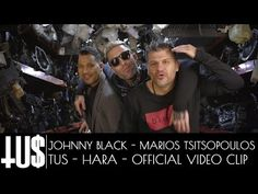 Tus x Marios Tsitsopoulos x Johnny Black - Hara - Official Video Clip Greek Music, Music Charts, Trap Music, Videos, Mario, Songs, Youtube, Video Clip, Sheet Music