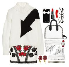 """""""26.11.16"""" by malenafashion27 ❤ liked on Polyvore featuring Dolce&Gabbana, McQ by Alexander McQueen, Puma, STELLA McCARTNEY, Casetify, Bertha and Kate Spade"""