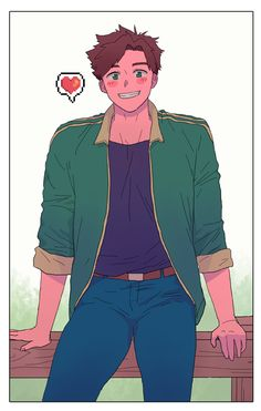 Cute Anime Boy, Anime Guys, Stardew Valley Fanart, Camp Buddy, Pretty Drawings, Cartoon Games, Game Art, Anime Characters, Video Game