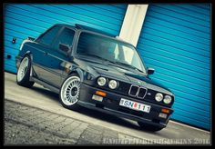 Featured: BMW E30 M50 328i Turbo – Owner Aron Jarl from Iceland